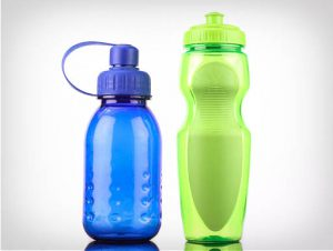 Save with convenient reusable water bottles