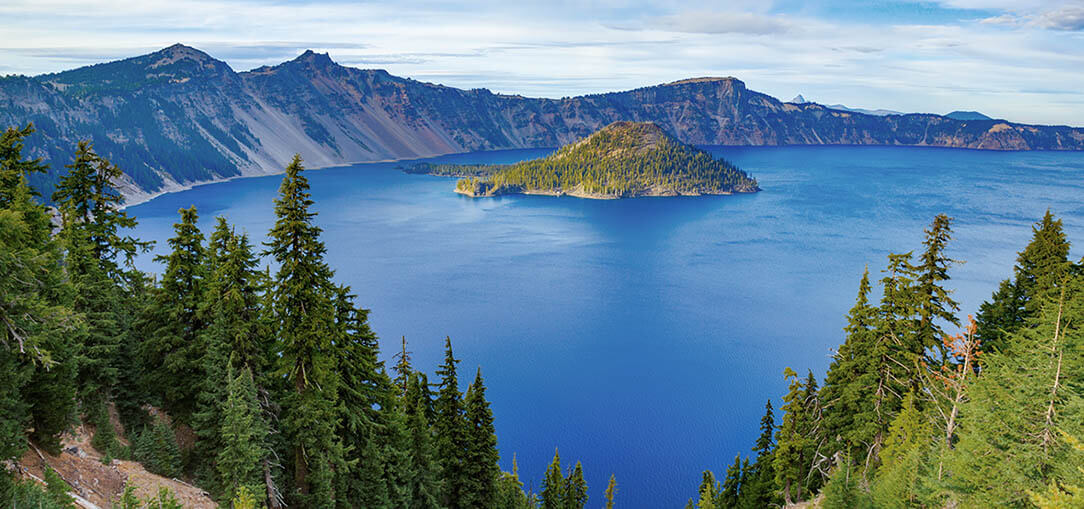 Explore Crater Lake National Park, Oregon's Mountain Jewel | Hertz