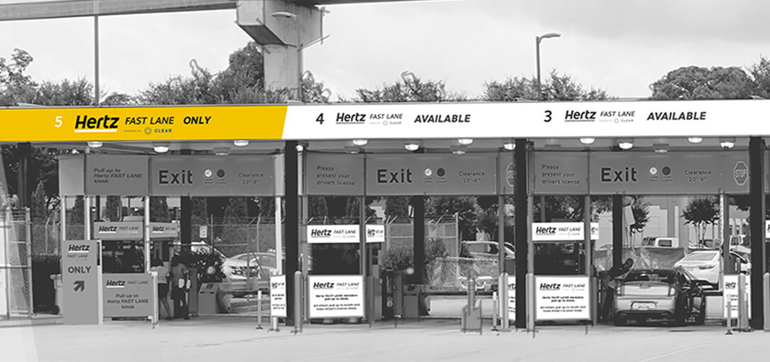 Hertz Atlanta Airport >> Introducing Hertz Fast Lane Powered By Clear Hertz