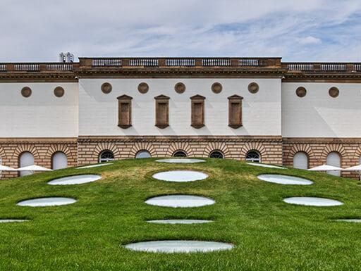 The Stadel Museum in Frankfurt, Germany