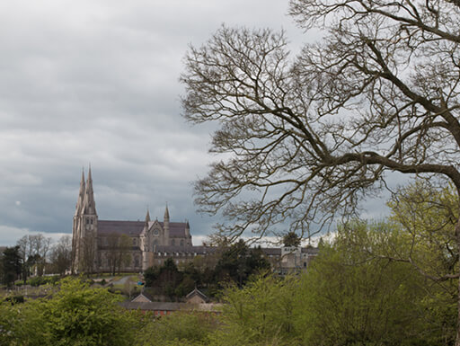 Saint Patrick's Catholic Cathedral, Armagh, Northern Ireland