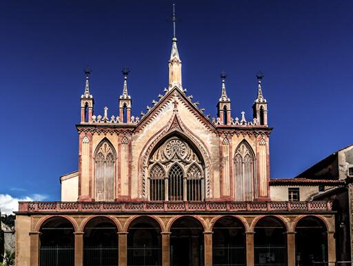 Cimiez Monastery in Nice, France