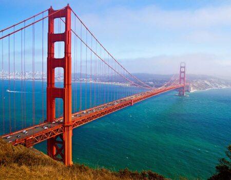 Golden,Gate,Bridge,,San,Francisco,,California,,Usa.